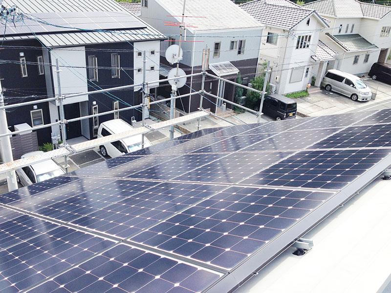 太陽光発電 浜松市 シャープ