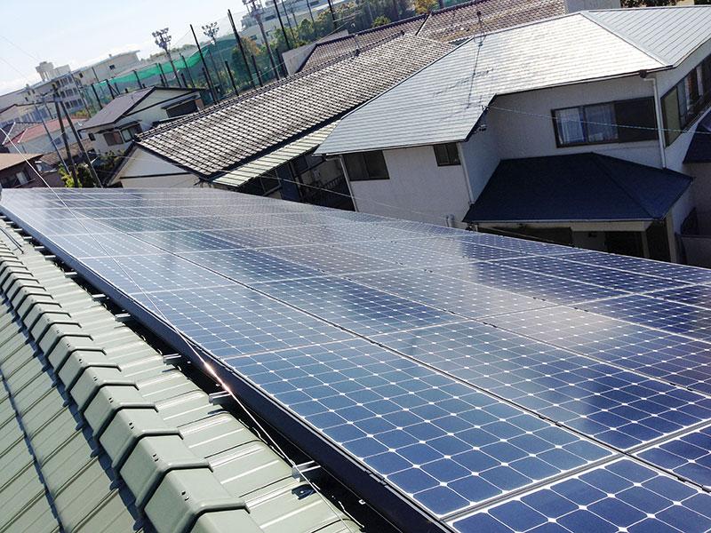 太陽光発電 牧之原市 シャープ