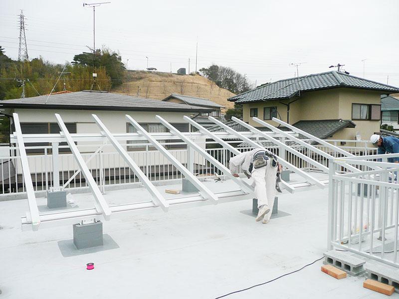 太陽光発電 菊川市 リクシル
