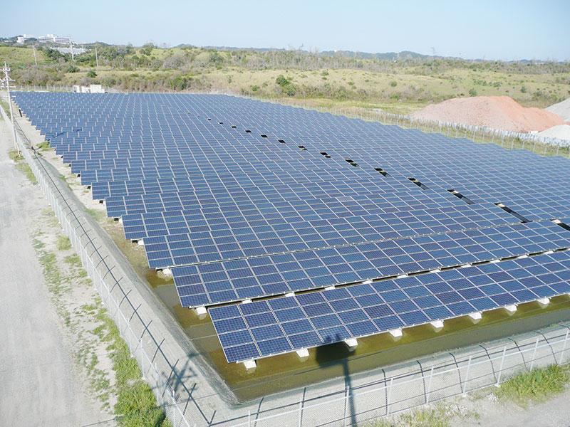 太陽光発電 御前崎市