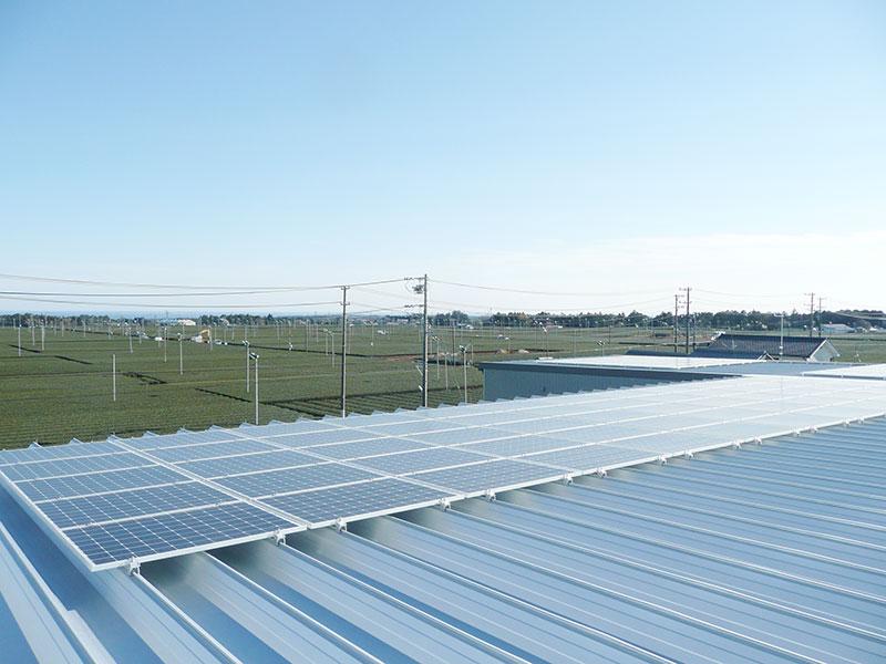 太陽光発電 牧之原市 パナソニック