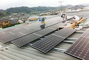太陽光発電・蓄電池・電化機器